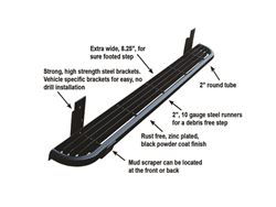 Go Industries Rugged Step Running Board