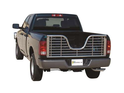 Go Ind. Stainless Steel V-Gate Tailgate