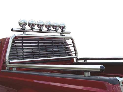 DSI Automotive - Ford F-150 Headache Rack