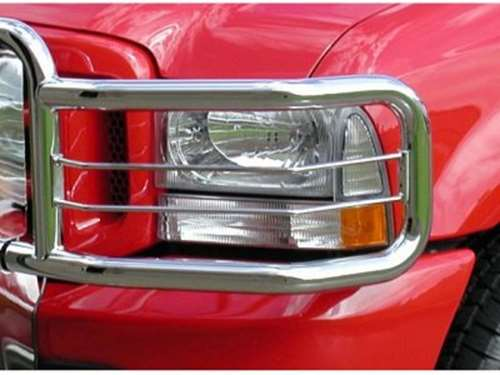 Go Industries Big Tex Headlight Guard