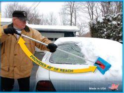 Sno-Brum Snow Rake
