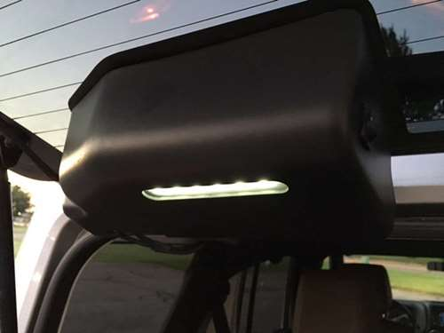 Wrangler Hard Top Cargo Light