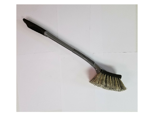 Soft Grip Wheel Brush
