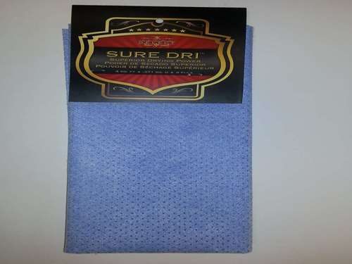 Blue Sure Dri Towel-4 SQ Feet