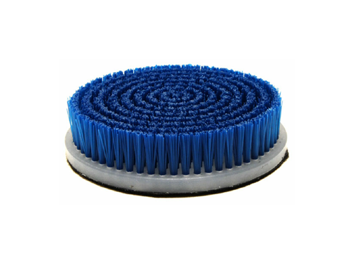"Rotary Brush-5"": Short Blue Bristle"