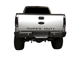Iron Cross HD Rear Bumper