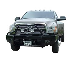 Ranch Hand Sport BullNose Series Winch Ready