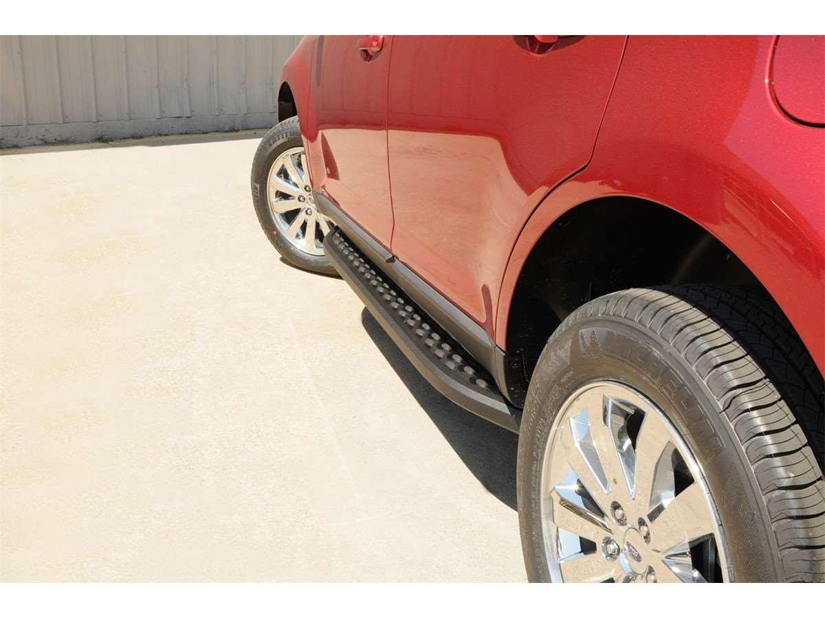 Dsi Automotive Dee Zee Nxc Running Boards Stainless