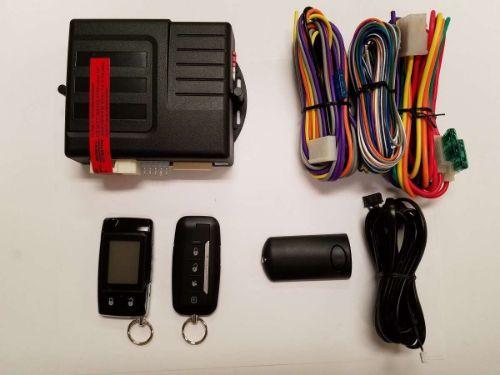 Auto Start Remote Start Kits