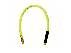 Flexzilla Whip Air Hose with Ball Swivel: 3/8