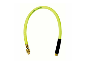 "Flexzilla Whip Air Hose with Ball Swivel: 3/8"" x 2'"