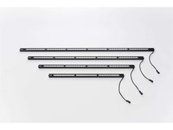 Picture of Luminix Edge High Power LED Light Bar - 30 in. - 27 LED - 10800 lm - 31.63 in. x .75 in. x 1.5 in. - Black