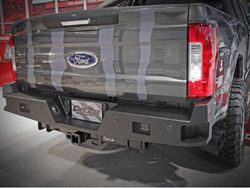 Dee Zee K-Series Rear Bumper