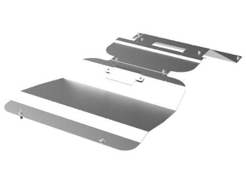 Truck Hardware PDM F-150 3-piece Drivetrain Skid Plate