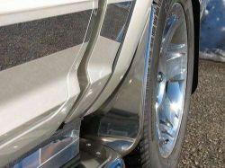 Truck Hardware PDM Rear Wheel Front Splash Guards