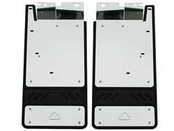 Truck Hardware PDM Custom Mud Flaps