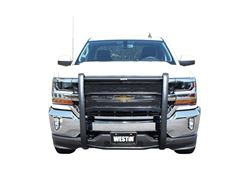 Picture of Westin Push Bumper EliteXD Grill Guard