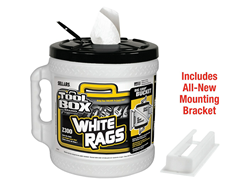 Sellars Big Grip Bucket-White Rags