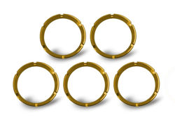 Picture of Flex Bezel Ring - Gold - 5 Pack