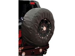 Picture of Tire Cover - Black Diamond - w/17 in. Window - 33-35 in.