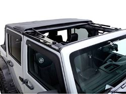 Rampage Trailview Frameless Soft Top