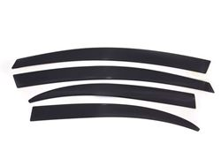 Rampage Low Profile Ventvisors