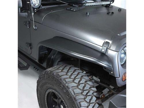 Bushwacker Jeep Aluminum Flares