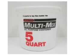 5 Quart Mix Tub