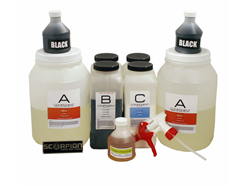 2 Gallon Spray-On Liner Kit w/Black Tint