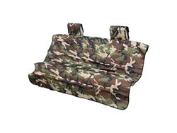 Picture of Seat Defender Seat Cover - Camo - 66 in. Wide x 55.5 in. High