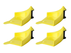 Detail Guardz - 4 Pack - Yellow