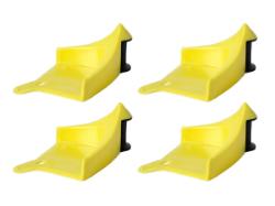 Detail Guardz - 4 Pack - Yellow