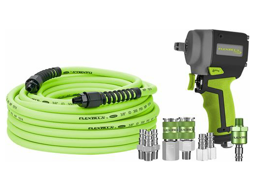 Flexzilla Pro-Mini Impact Wrench Kit