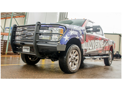 Luverne Journeyman HD Replacement Bumper