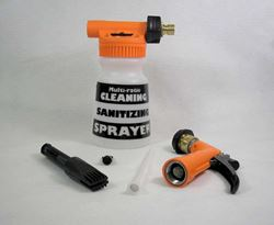 Low Pressure Foam Gun Kit