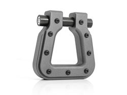 Picture of Demon V2 Hook Square D-Ring - Anthracite Metallic