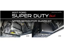 Truck Hardware PDM Water Separator Guard Kit