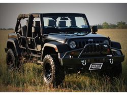 Ranch Hand Jeep Sport BullNose Front Bumper