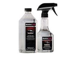 Picture of TechCare Tire Gloss w/Cross Link Action - One 15 oz. Bottle - One 24 oz. Refill