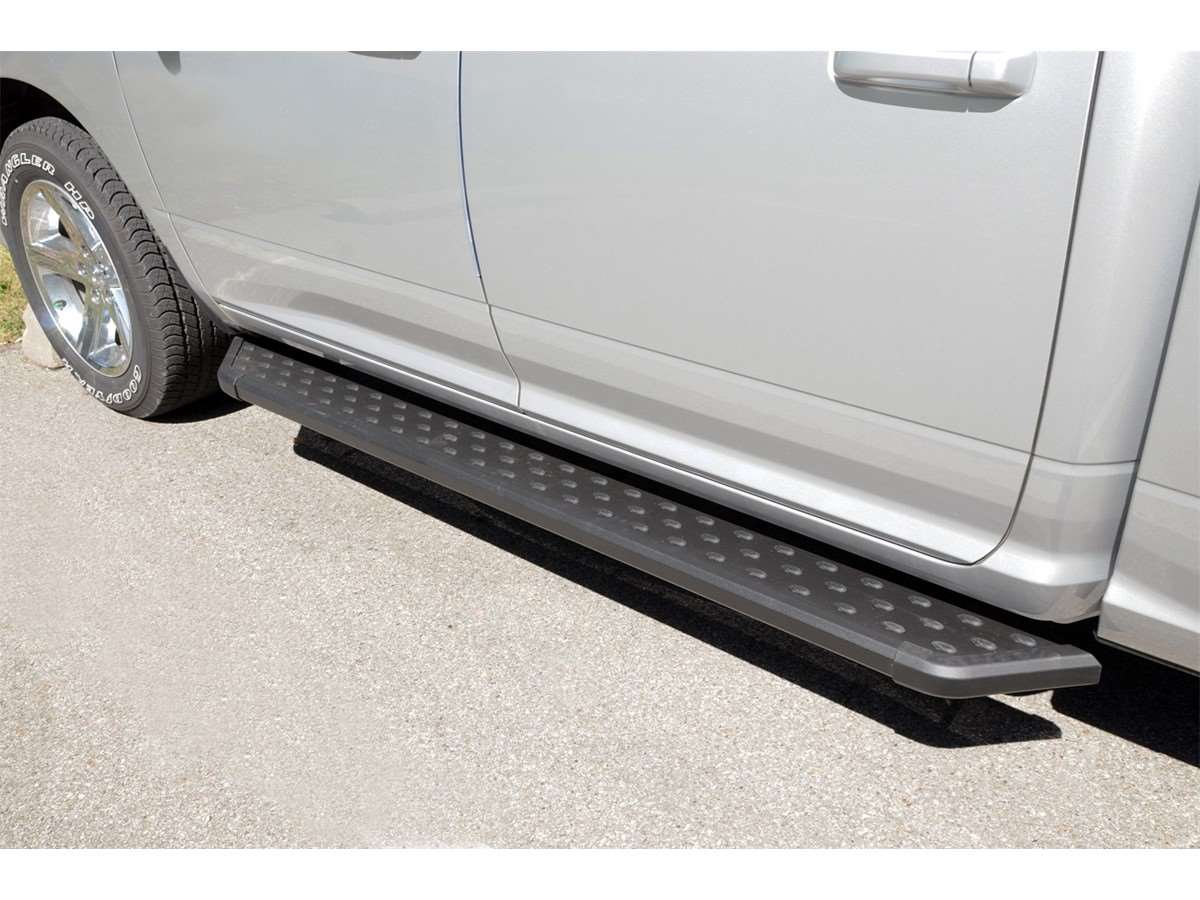 Dsi Automotive Dee Zee Nxt Running Boards Black Top