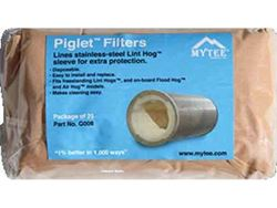 Picture of Nylon Piglet Filters - Pack of 25