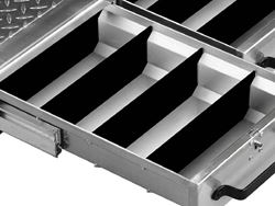 JOBOX Plastic Drawer Divider