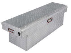 JOBOX Limited Edition Aluminum Single Lid Deep Super-Duty & Fullsize Deep Crossover Truck Box