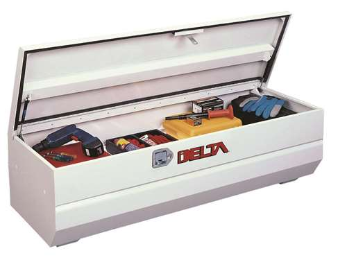 Delta Steel Chests & Wheel Well Boxes