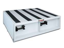 JOBOX Aluminum & Steel Drawer Storage