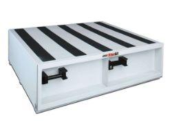 JOBOX Aluminum & Steel Drawer Storage