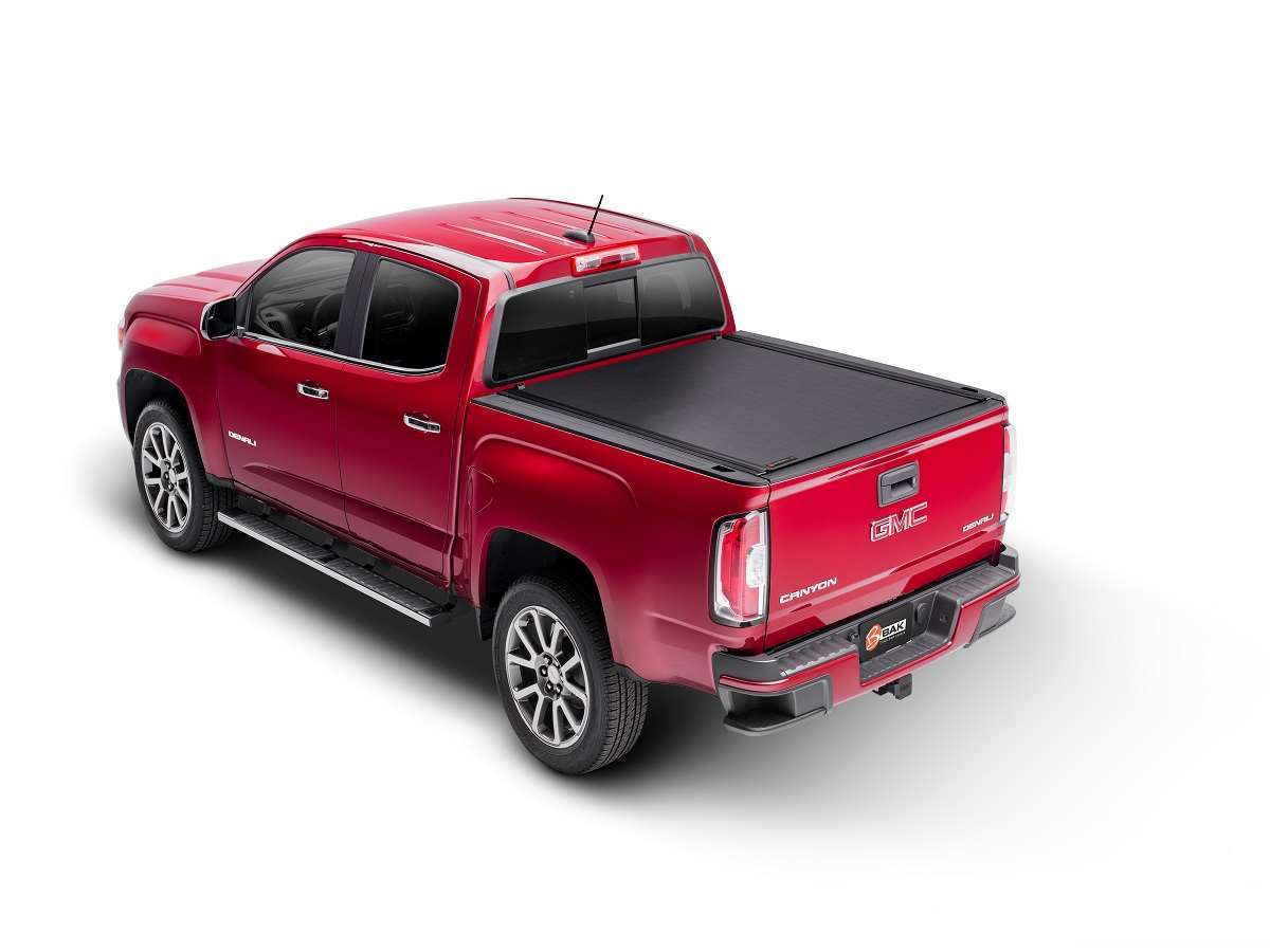 Rolling Truck Bed Covers >> DSI Automotive - BAK Industries Revolver X4 Hard Rolling ...