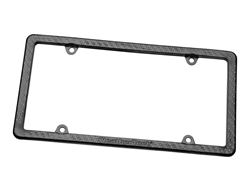 Picture of Carbon Fiber License Plate Frame