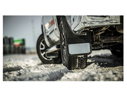 Truck Hardware Gatorback Toyota Tundra Custom Fit Mud Flaps