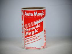 Safety Label - Tornado Magic Cleaner